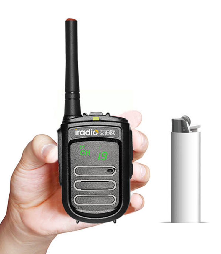 mini portable uhf radio