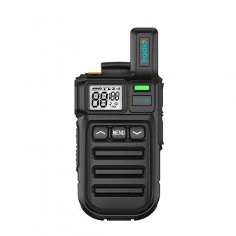 Mini pmr446 frs vibration radios